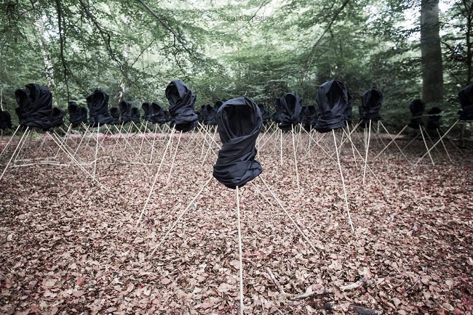 Nigerian artist's depiction of long wait for Chibok Girls