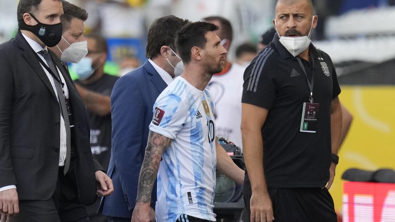 PHOTO Lionel Messi - 5 septembre 2021