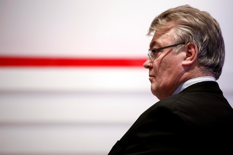 法國政府退休制改革事務最高專員讓-保羅·德勒瓦(Jean-Paul Delevoye)