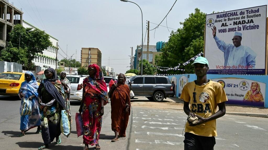 Tchad: blessés par des tirs de joie