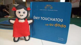 """La asociación """"Les doigts qui rêvent"""" ha editado unos 185 libros para niños con deficiencia visual."""