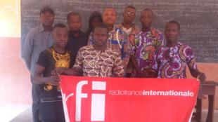Club RFI Porto-Novo, Bénin.