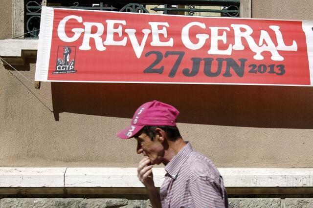 Portugal terá nova greve geral prevista para 27 de junho.