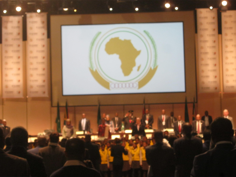 A 25ª cimeira da União Africana terminou ontem em Joanesburgo