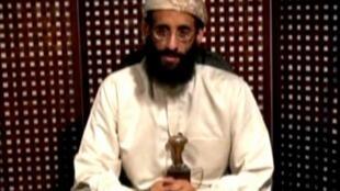 Недатированный кадр видео, на котором Анвар аль-Авлаки читает проповедь. (архив)