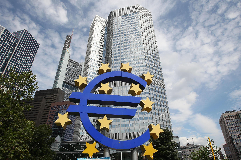 La Banque centrale européenne, à Francfort, le 7 août 2014 (photo d'illustration).