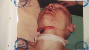 Anatolii Aïvased, né en 1971, battu à mort le 31 mai 2008 à la colonie n°1 de Kopeisk, dans la région de Tchelyabinsk.
