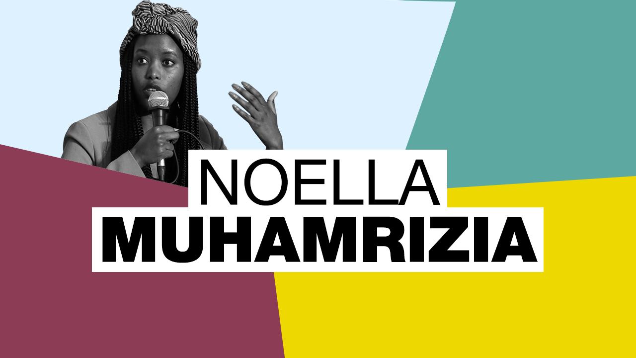 Noella Muhamrizia, de la guerre en RDC au combat pour la paix