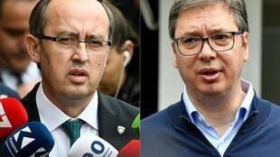 Kosovo's Prime Minister Avdullah Hoti held a video summit with Serbian President Aleksandar Vucic