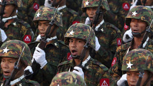 L'armée birmane détient des intérêts puissants dans une grande partie de l'économie du pays.