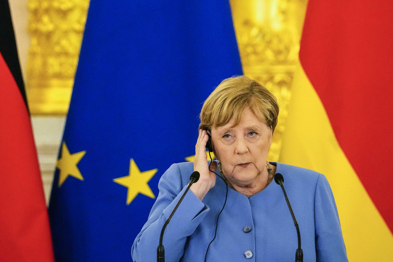German Chancellor Angela Merkel will visit Ukraine ahead of her departure from office next month
