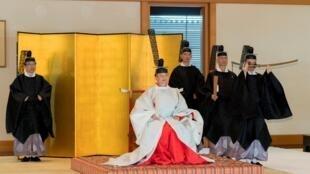 日本新天皇 2019年5月8日