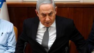 Waziri Mkuu wa Israel Benjamin Netanyahu aendelea kukabiliwa na shutma za rushwa.