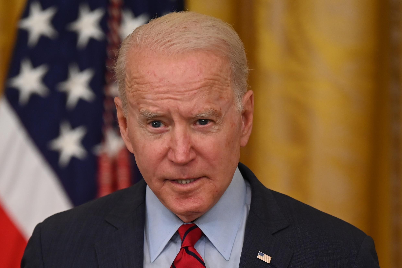 El presidente de Estados Unidos, Joe Biden, habla desde la Casa Blanca el 24 de junio de 2021
