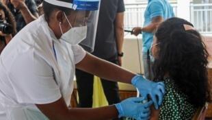 seychelles covid coronavirus vaccins