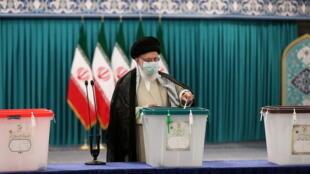 Irã eleições