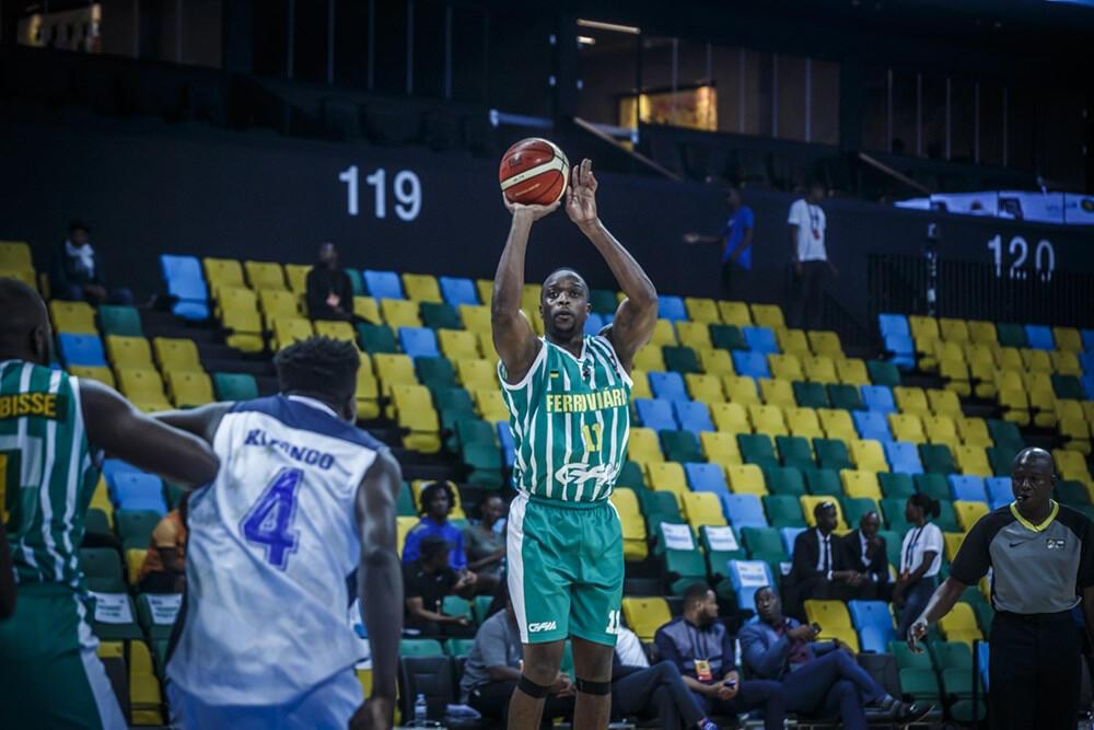 Custódio Muchate - Maputo - BAL - Ferroviário de Maputo - Moçambique - Basquetebol - Liga Africana de Basquetebol - Basket-Ball