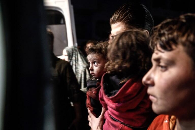 حملۀ شیمیایی روز شنبه ٧ آوریل ٢٠۱٨ به شهر دوما در غوطۀ شرقی در سوریه، دهها کشته به جا گذاشت.