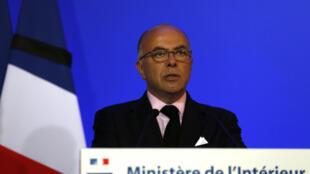 کنفرانس خبری    Bernard Cazeneuve  وزیر کشور فرانسه، شنبه ۱۶ ژوئیه ٢٠۱۶
