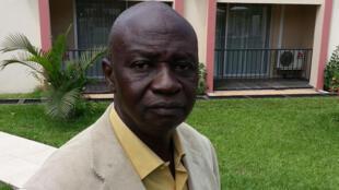 Zamesso Justin, secrétaire général du Groupe de coordination des actions de développement du village de Moulenda.
