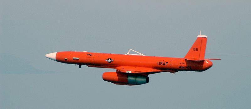 Máy bay không người lái MQM-107D Streaker của Mỹ