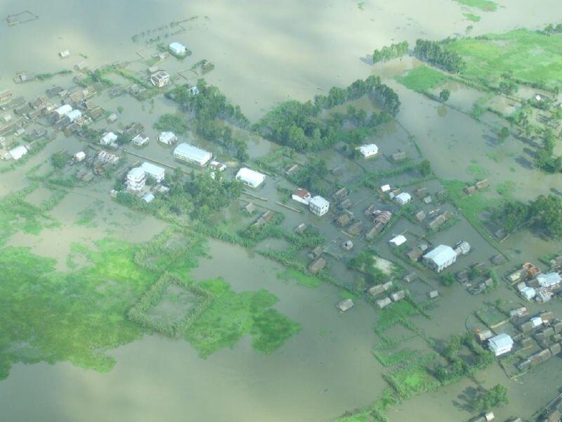 Madagascar et les cyclones