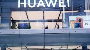 这是华为在深圳的首家全球商店