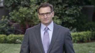 Theo tiết lộ của người con trai Jeff Newman, ông Merrill Newman 85 tuổi đã bị bắt giữ từ hôm 25/10/2013 - Reuters