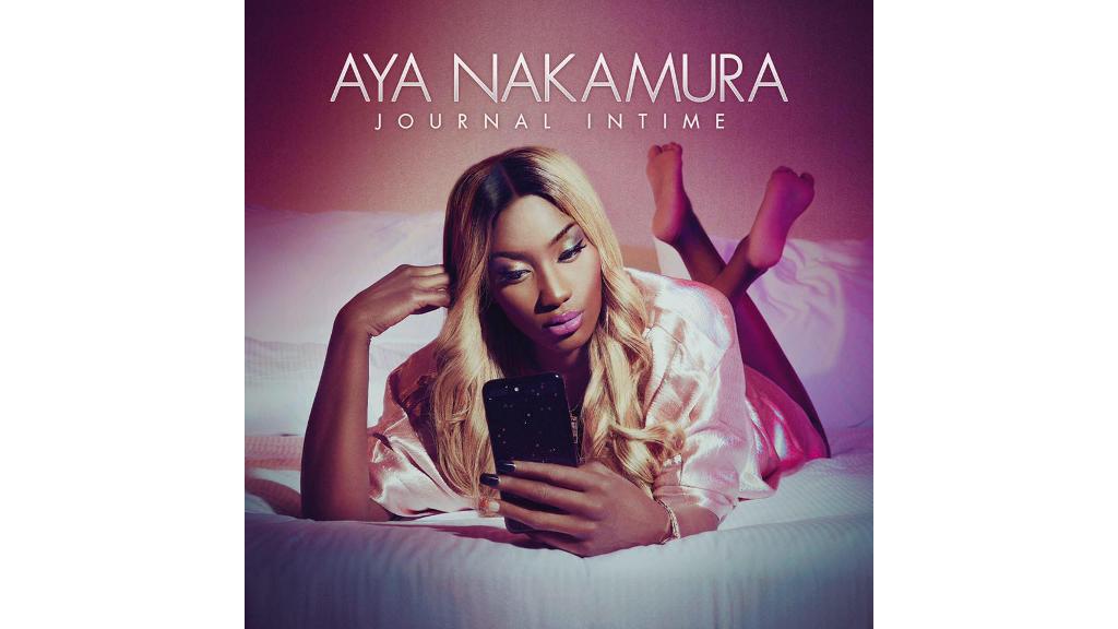 """""""Journal intime"""", le nouvel album d'Aya Nakamura."""