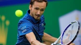 Даниил Медведев в полуфинале шанхайского «Мастерса»
