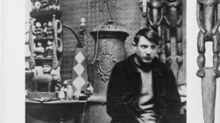 畢加索和他收藏的原始藝術品