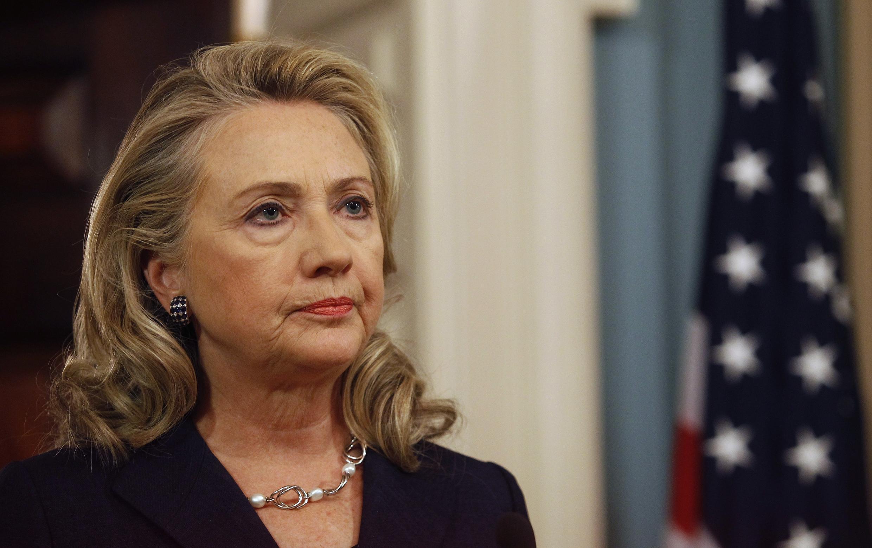 sakatariyar harakokin wajen kasar Amruka, Hillary Clinton