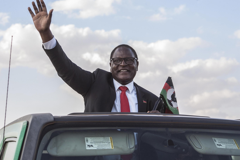 Lazarus Chakwera  novo Presidente da República do Malawi