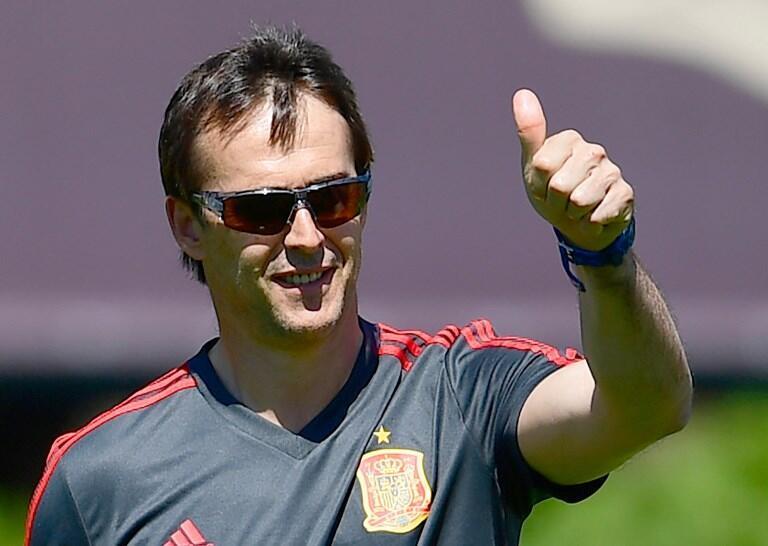 Julen Lopetegui será o novo treinador do Real Madrid.