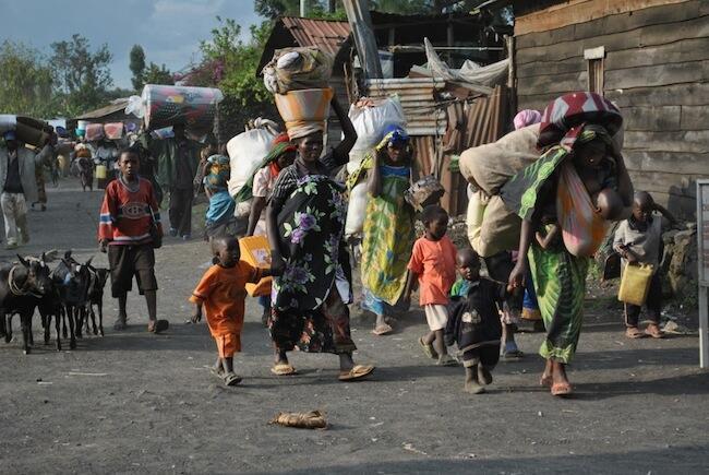 Wakimbizi nchini DRCongo