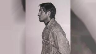 Fotografía tomada por la policía en 1992 a Ricardo Palma Salamanca