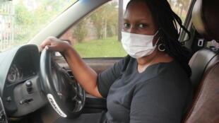 Ouganda - Diva Taxi - Sharon Rutega - P1000541
