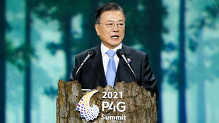 South Korea -- which recently announced plans to cut finance for international coal projects -- is seeking a bigger role in the global initiative to go green
