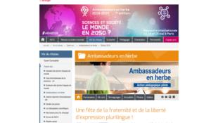 Pendant trois jours, des élèves sélectionnés des lycées français du monde ont participé à un tournoi mondial de joutes oratoires organisé par l'AEFE.
