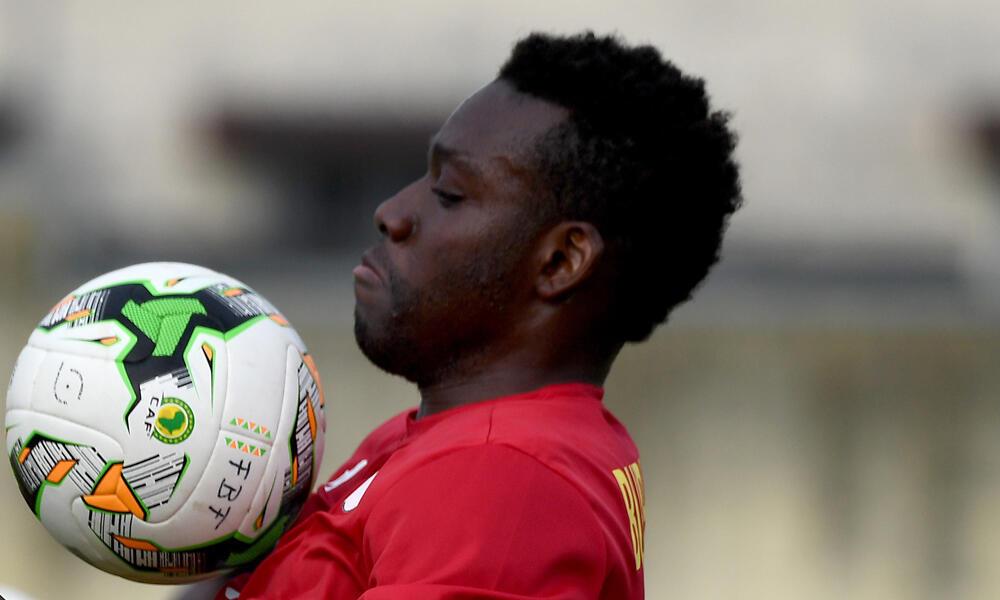 Le Burkinabè Alain Traoré.