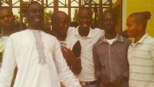 Le Club RFI Diourbel (Sénégal).