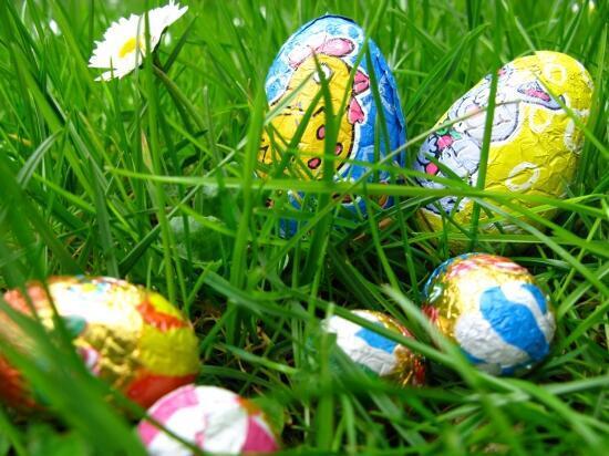 復活節巧克力彩蛋