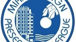 Le logo de la «Miami Design Preservation League ».