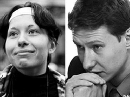 Анастасия Бабурова и Станислав Маркелов