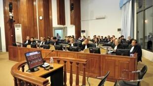Le procès des quatre responsables khmers rouges s'est ouvert, le 27 juin 2011.