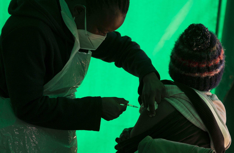 Vaccin coronavirus Afrique du Sud