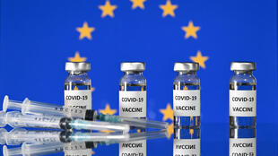 Campanha de vacinação anti-Covid começa domingo em França e na União europeia