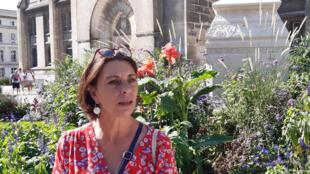 Christine Olmer, guide touristique à Angoulême Tourisme