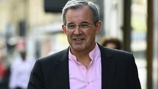 Former MP and minister Thierry Mariani leaves mainstream Les Republicains to join Marine le Pen's Rassemblement national.lly