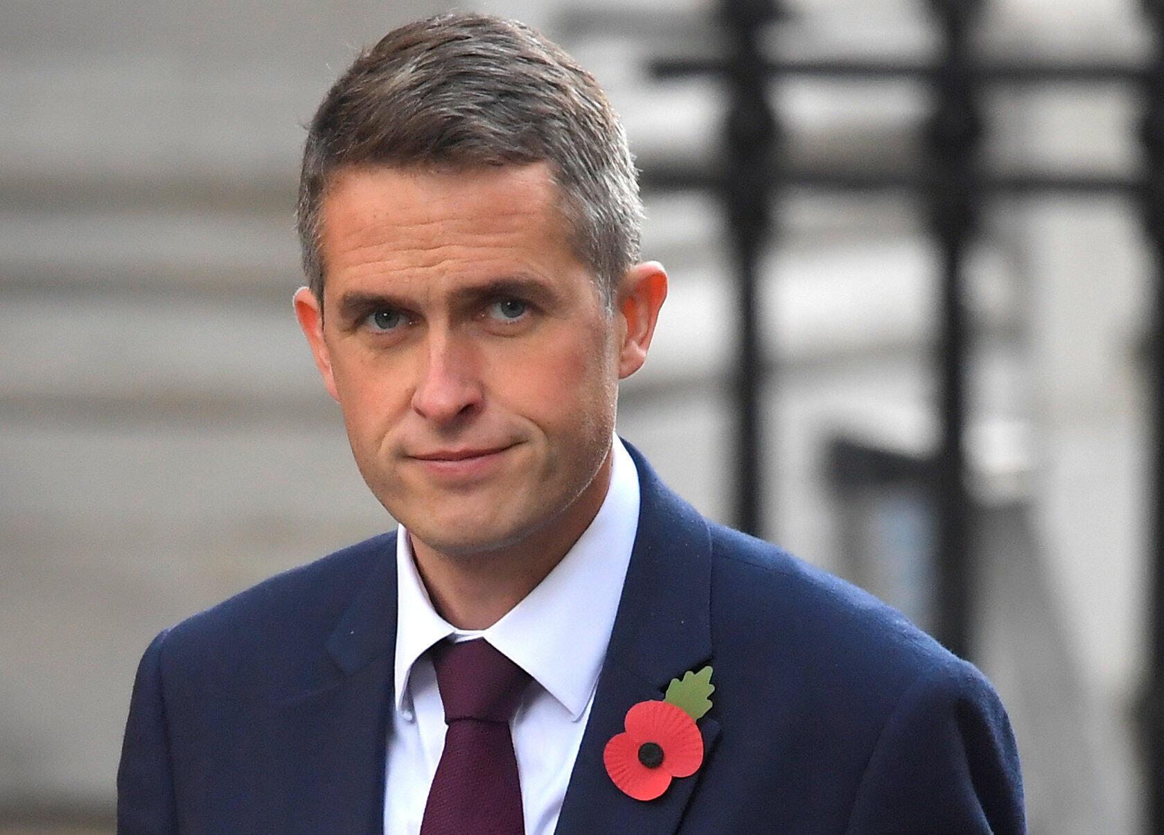 """""""گوین ویلیامسون"""" نماینده مجلس بریتانیا، به سمت وزیر دفاع این کشور منصوب شد. پنجشنبه ۱۱ آبان/ ٢ نوامبر ٢٠۱٧"""